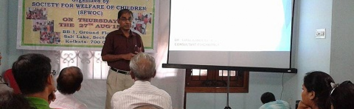 Seminar on Mental Health, Prevention of Depression & Disability