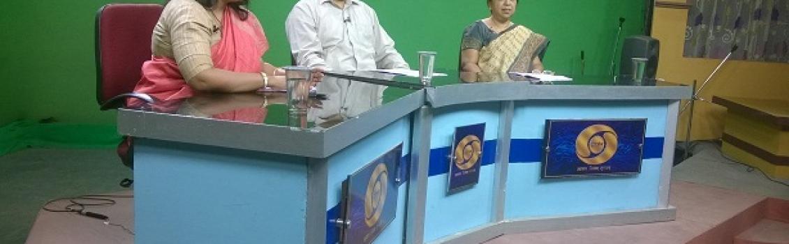 Live Interactive Programme On Doordarshan!
