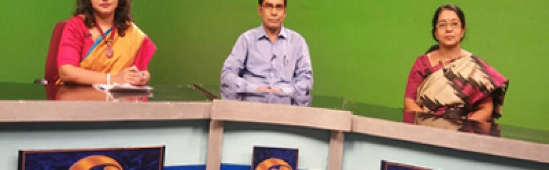 Mon Niye- Live on DD Bangla!