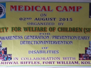 Awareness Medical Camp on Disability