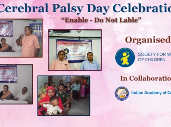 World Cerebral Palsy Day Celebration