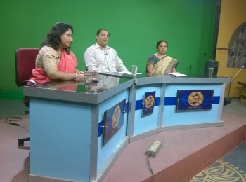 Live Interactive Programme On Doordarshan!